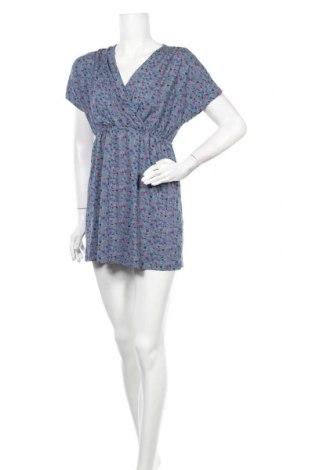 Φόρεμα Garden Romantic, Μέγεθος L, Χρώμα Μπλέ, 95% βισκόζη, 5% ελαστάνη, Τιμή 5,91€