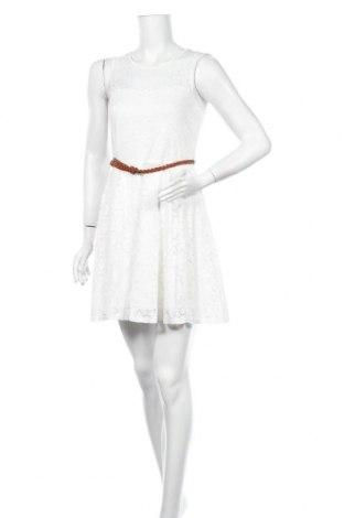 Рокля Glamorous, Размер M, Цвят Бял, 90% полиамид, 10% еластан, Цена 26,25лв.