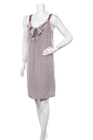 Φόρεμα Grain De Malice, Μέγεθος L, Χρώμα  Μπέζ, Τιμή 16,01€