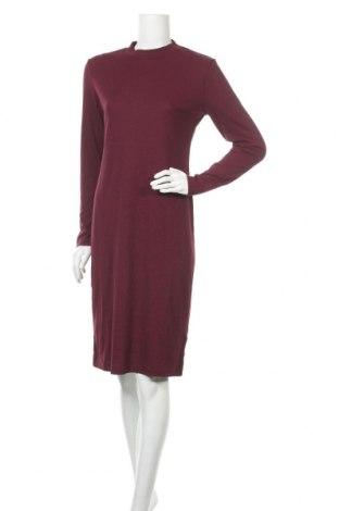 Φόρεμα H&M Divided, Μέγεθος L, Χρώμα Κόκκινο, 63% πολυεστέρας, 32% βαμβάκι, 5% ελαστάνη, Τιμή 5,68€