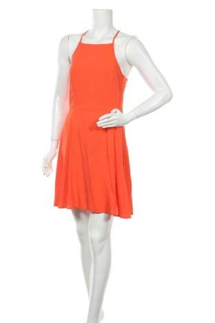 Φόρεμα H&M Divided, Μέγεθος M, Χρώμα Πορτοκαλί, Βισκόζη, Τιμή 5,23€