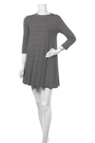 Φόρεμα Heart Soul, Μέγεθος M, Χρώμα Μαύρο, 78% πολυεστέρας, 19% βισκόζη, 3% ελαστάνη, Τιμή 6,14€