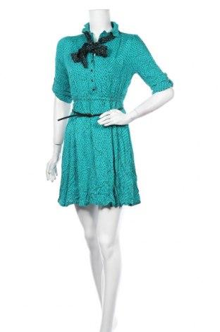 Φόρεμα I Love H81, Μέγεθος M, Χρώμα Πράσινο, 100% βισκόζη, Τιμή 24,29€