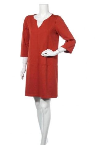Φόρεμα Ichi, Μέγεθος L, Χρώμα Κόκκινο, 74% πολυεστέρας, 22% βισκόζη, 4% ελαστάνη, Τιμή 7,86€