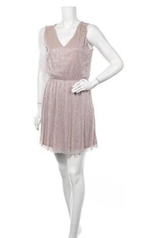 Рокля Janina, Размер M, Цвят Розов, 55% метални нишки, 45% полиестер, Цена 28,56лв.
