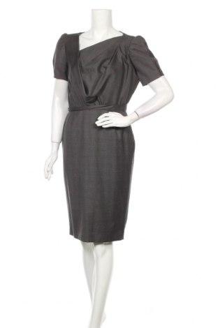 Φόρεμα Kenzo, Μέγεθος M, Χρώμα Γκρί, 90% μαλλί, 10% κασμίρι, Τιμή 73,26€