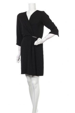Φόρεμα Laura Clement, Μέγεθος S, Χρώμα Μαύρο, Πολυεστέρας, Τιμή 10,00€