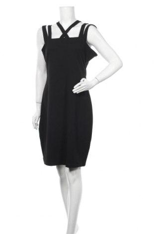 Φόρεμα Lesara, Μέγεθος XL, Χρώμα Μαύρο, 95% πολυεστέρας, 5% ελαστάνη, Τιμή 13,19€