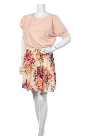 Φόρεμα Lesara, Μέγεθος M, Χρώμα Ρόζ , Πολυεστέρας, Τιμή 15,59€