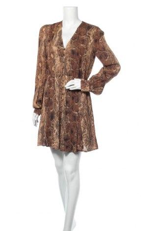 Φόρεμα Liu Jo, Μέγεθος M, Χρώμα Καφέ, 98% βισκόζη, 2% ελαστάνη, Τιμή 28,06€
