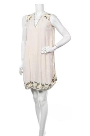 Φόρεμα Loft, Μέγεθος XS, Χρώμα  Μπέζ, Βισκόζη, Τιμή 10,46€