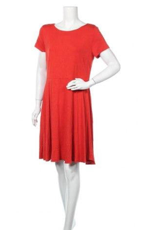 Φόρεμα Loft, Μέγεθος L, Χρώμα Κόκκινο, 95% βισκόζη, 5% ελαστάνη, Τιμή 10,23€
