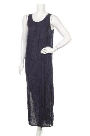 Φόρεμα Loft By Ann Taylor, Μέγεθος S, Χρώμα Μπλέ, Μοντάλ, Τιμή 9,55€