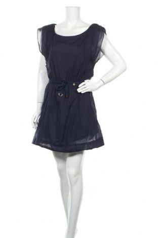 Φόρεμα Maison Scotch, Μέγεθος M, Χρώμα Μπλέ, Βαμβάκι, Τιμή 31,56€