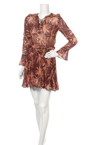 Φόρεμα Maison Scotch, Μέγεθος XS, Χρώμα Πολύχρωμο, Βισκόζη, Τιμή 15,88€