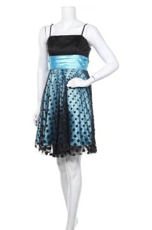 Φόρεμα Miss Anna, Μέγεθος L, Χρώμα Μαύρο, Πολυεστέρας, Τιμή 10,23€
