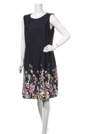 Šaty  Montego, Velikost XL, Barva Modrá, 97% bavlna, 3% elastan, Cena  772,00Kč