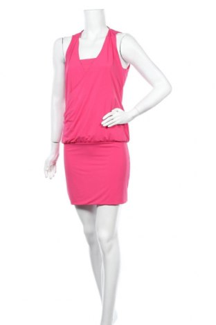 Φόρεμα Motivi, Μέγεθος L, Χρώμα Ρόζ , 94% πολυεστέρας, 6% ελαστάνη, Τιμή 5,91€