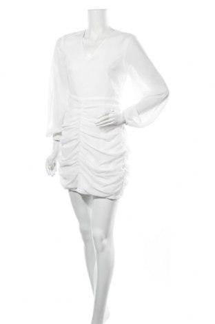 Φόρεμα Na-Kd, Μέγεθος M, Χρώμα Λευκό, Πολυεστέρας, Τιμή 8,37€