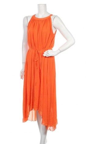 Рокля New York & Company, Размер M, Цвят Оранжев, Полиестер, Цена 28,93лв.