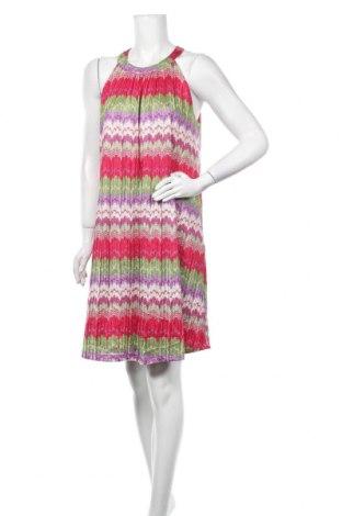 Φόρεμα New York & Company, Μέγεθος L, Χρώμα Πολύχρωμο, Πολυεστέρας, Τιμή 5,91€