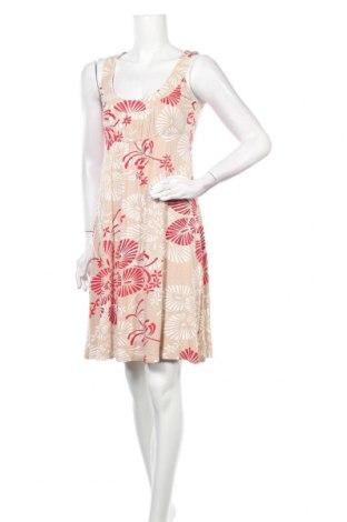 Φόρεμα New York & Company, Μέγεθος M, Χρώμα  Μπέζ, 95% βισκόζη, 5% ελαστάνη, Τιμή 15,59€