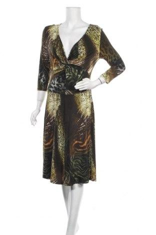 Φόρεμα Nice Connection, Μέγεθος M, Χρώμα Πολύχρωμο, 92% βισκόζη, 8% ελαστάνη, Τιμή 23,64€