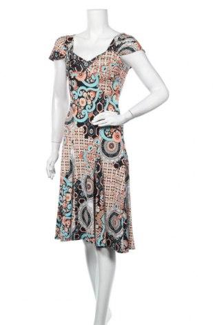 Φόρεμα Patrice Breal, Μέγεθος M, Χρώμα Πολύχρωμο, 95% βισκόζη, 5% ελαστάνη, Τιμή 14,29€