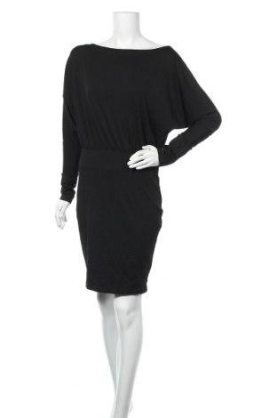 Φόρεμα Pink Woman, Μέγεθος XL, Χρώμα Μαύρο, 94% πολυεστέρας, 6% ελαστάνη, Τιμή 17,73€