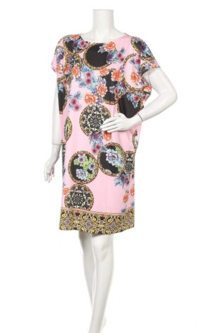 Рокля Pompoos Design By Harald Gloockler, Размер XL, Цвят Розов, 95% полиестер, 5% еластан, Цена 73,71лв.
