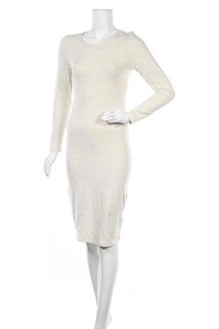 Рокля Primark, Размер M, Цвят Бежов, 95% памук, 5% еластан, Цена 7,35лв.