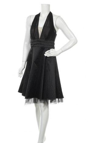 Φόρεμα Red Herring, Μέγεθος M, Χρώμα Μαύρο, 48% βαμβάκι, 48% πολυεστέρας, 4% ελαστάνη, Τιμή 14,03€