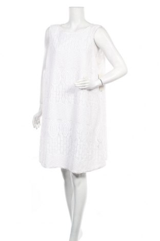 Рокля Sharagano, Размер XL, Цвят Бял, Полиестер, Цена 32,76лв.