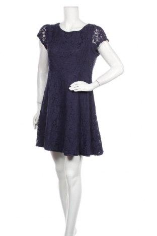 Φόρεμα Suzy Shier, Μέγεθος XL, Χρώμα Μπλέ, 65% βαμβάκι, 35% πολυαμίδη, Τιμή 11,40€
