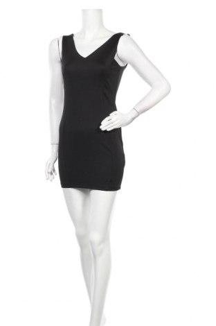 Рокля Takko Fashion, Размер S, Цвят Черен, 96% полиестер, 4% еластан, Цена 3,00лв.