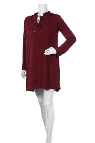 Φόρεμα Tex, Μέγεθος M, Χρώμα Κόκκινο, 100% πολυεστέρας, Τιμή 9,35€