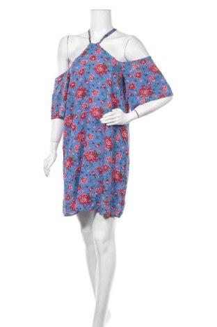 Φόρεμα Tezenis, Μέγεθος L, Χρώμα Μπλέ, Βισκόζη, Τιμή 14,03€