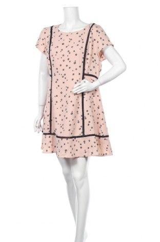 Рокля Tokito, Размер XL, Цвят Розов, Полиестер, Цена 25,94лв.