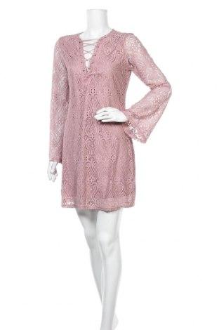 Рокля Ultra Flirt, Размер XL, Цвят Пепел от рози, Полиестер, Цена 28,98лв.