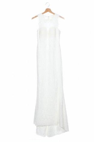 Рокля Unique, Размер S, Цвят Бял, Полиестер, Цена 171,75лв.