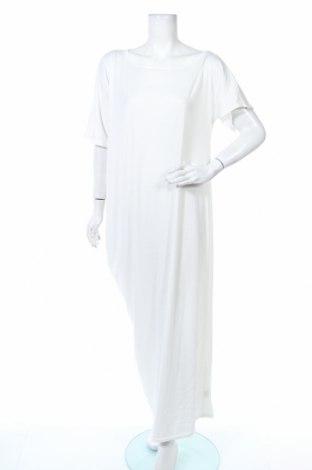 Рокля Zanzea, Размер XL, Цвят Бял, Полиестер, Цена 46,20лв.