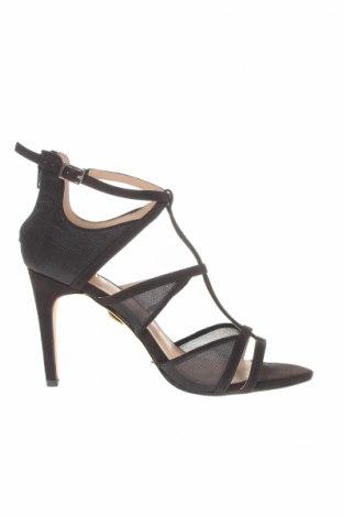 Σανδάλια Buff, Μέγεθος 39, Χρώμα Μαύρο, Κλωστοϋφαντουργικά προϊόντα, Τιμή 22,94€