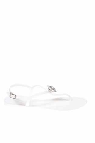 Σανδάλια CAFèNOIR, Μέγεθος 38, Χρώμα Λευκό, Πολυουρεθάνης, Τιμή 17,79€