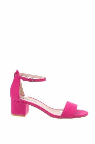 Σανδάλια Mtng, Μέγεθος 38, Χρώμα Ρόζ , Κλωστοϋφαντουργικά προϊόντα, Τιμή 26,68€