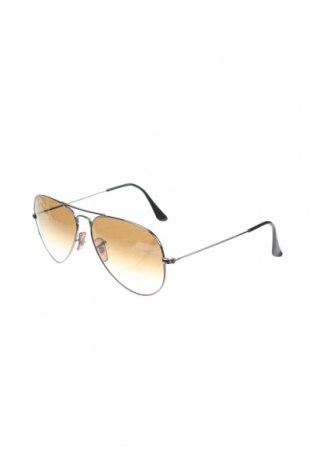 Γυαλιά ηλίου Ray Ban, Χρώμα Γκρί, Τιμή 42,68€