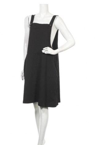 Dámské šaty s tráky New Look, Velikost XXL, Barva Černá, 95% polyester, 5% elastan, Cena  420,00Kč