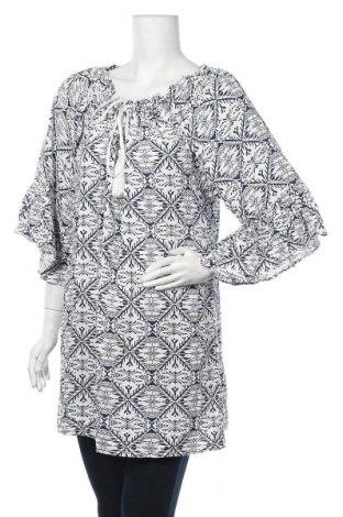 Τουνίκ Caroline K Morgan, Μέγεθος L, Χρώμα Λευκό, Βισκόζη, Τιμή 13,58€