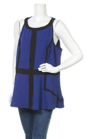 Τουνίκ City Chic, Μέγεθος XL, Χρώμα Βιολετί, 95% πολυεστέρας, 5% ελαστάνη, Τιμή 12,34€