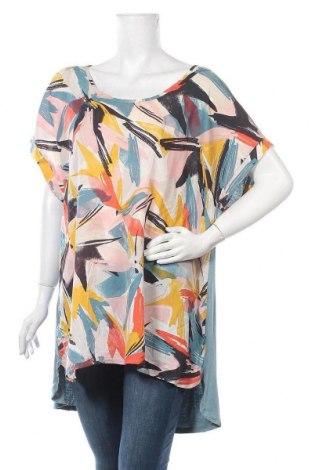 Туника Clothing & Co, Размер XXL, Цвят Многоцветен, Полиестер, Цена 18,90лв.
