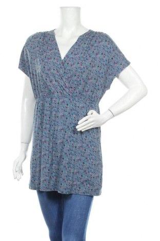 Τουνίκ Garden Romantic, Μέγεθος XL, Χρώμα Μπλέ, 95% βισκόζη, 5% ελαστάνη, Τιμή 12,70€